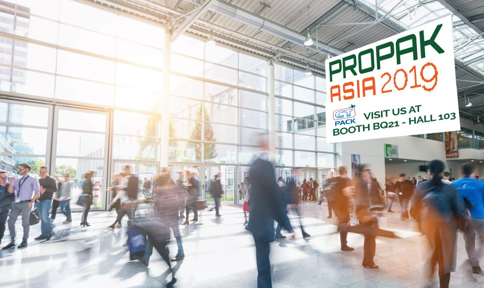 CT Pack at Propak Asia 2019 in Bangkok