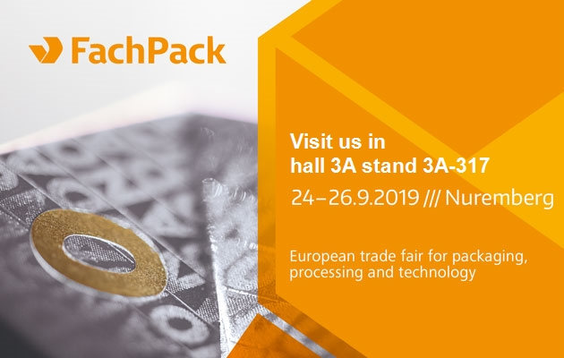 CT Pack at FachPack 2019! Visit us and discover our NEW Cartoning Machine!